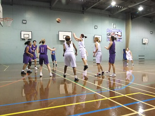 Chiltern Flames vs Woodley Buddies 134 | by Chiltern Basketball