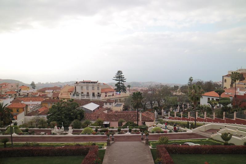 La Orotava, Jardines Victoria - Tenerife