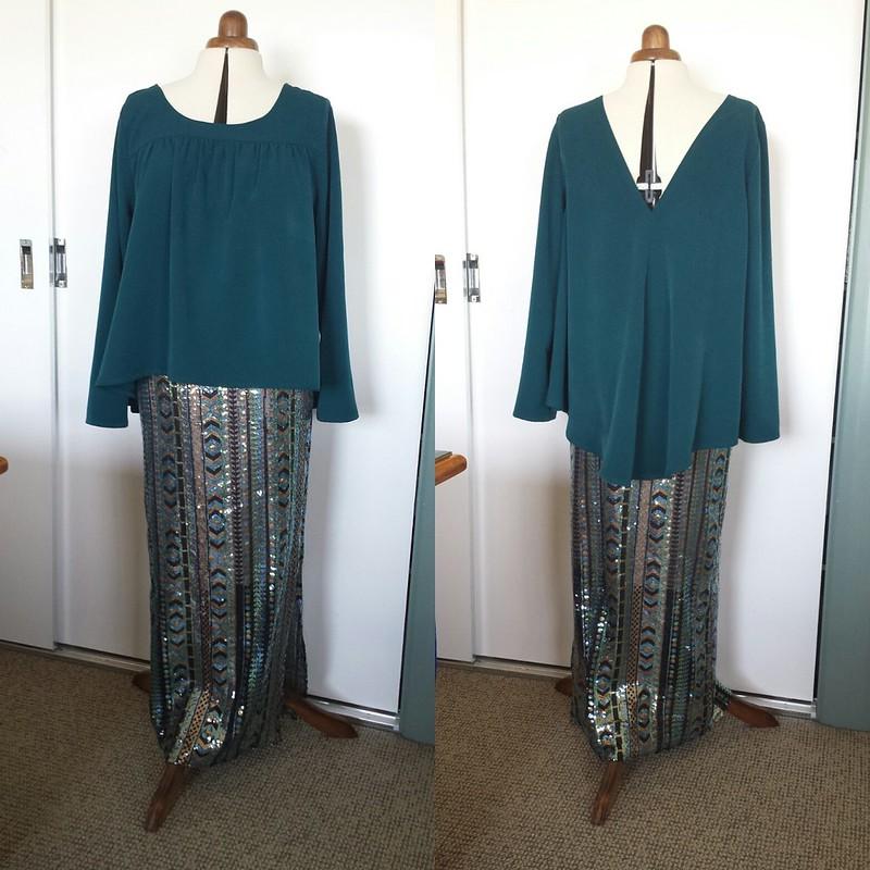 Dressmaker's Do outfit