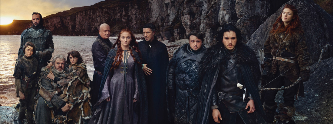 My Top 6 TV Series | Game of Thrones | lifeofkitty.co.uk