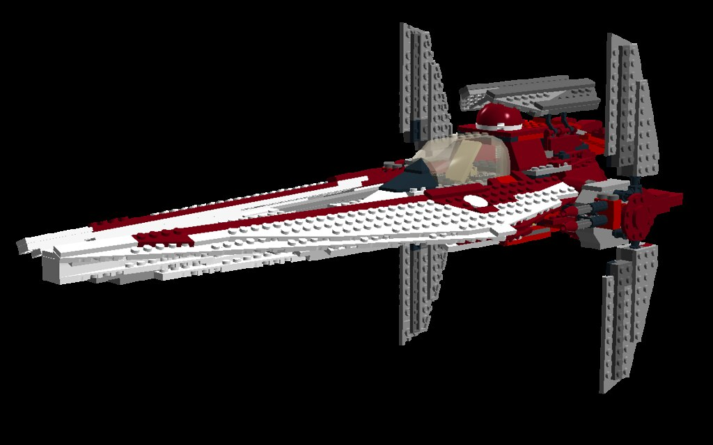 Star Wars Ucs V Wing Ldd Building Instructions By Cap A Flickr