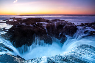 Thor's Well | by kloppster