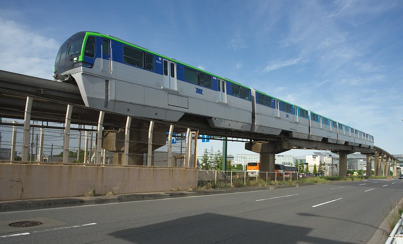 Tokyo Train Story 東京モノレール 2016年5月31日