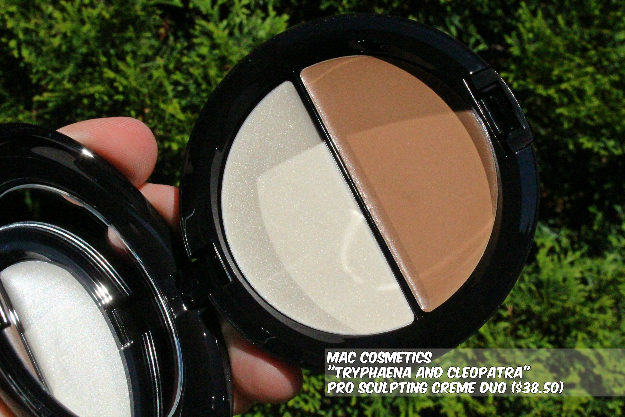 MAC Pro Sculpting Creme Duo Tryphaena and Cleopatra