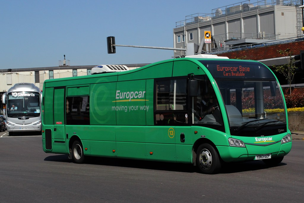 Europcar Uk Ltd Heathrow Airport London Yd63ukp He Flickr