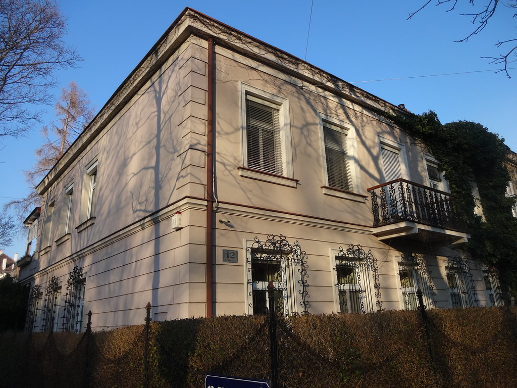 ... Beckgasse Wien, 13. Bezirk (lu0027arte Delle Facciate Di Vienna)   Beckgasse