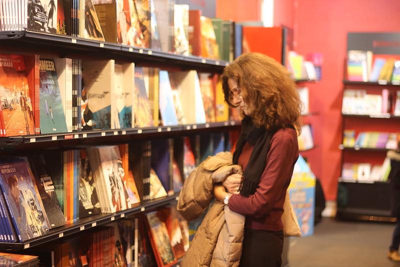 Glénat - Salon du Livre de Paris 2015