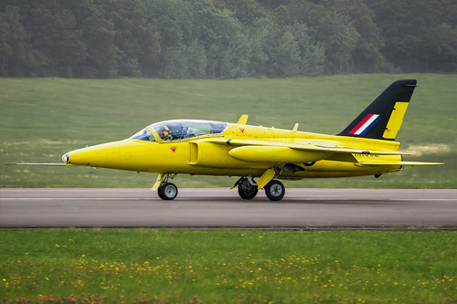 Folland Gnat T Mk1 | by Steve Slater (used to be Wildlife Encounters)