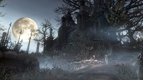 Bloodborne, Hunters dream | by PlayStation.Blog