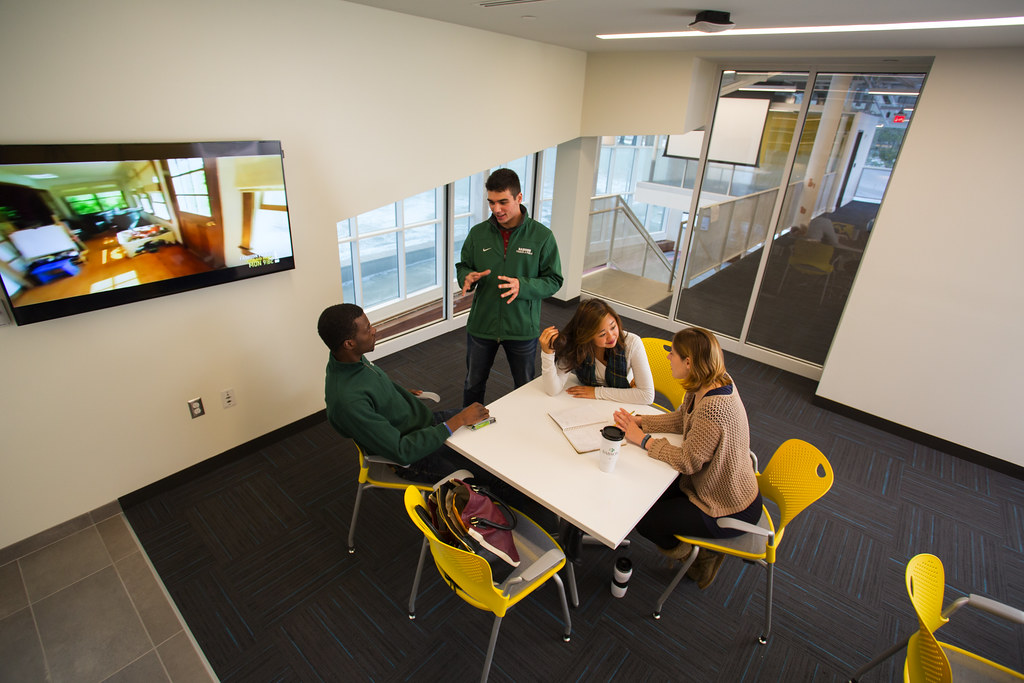 ... Park Manor West   Schlesinger Innovation Center | By Babson College Part 24
