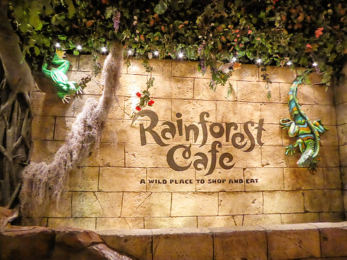Rainforest Cafe Retail Management Jobs Anaheim