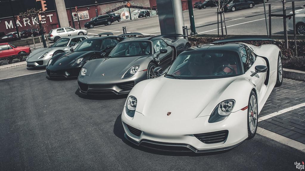 Porsche 918 in Vancouver   Website   Facebook   Instagram   Flickr