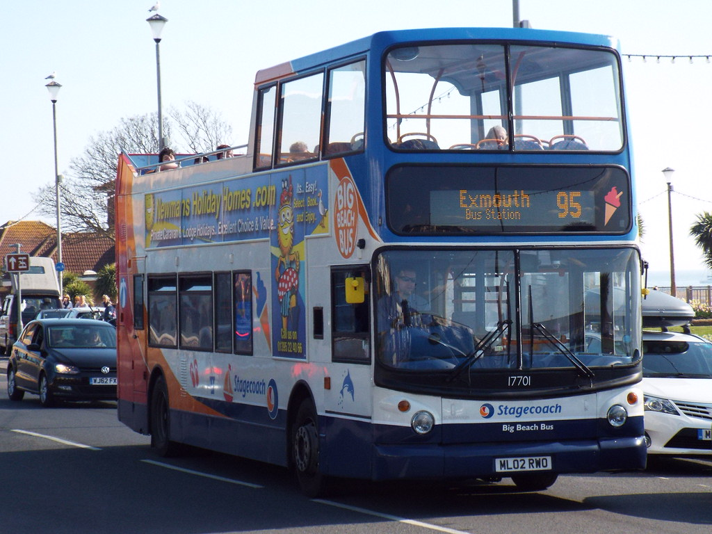 ... 17701 - Stagecoach Southwest Exmouth April 2015 | by Dave Growns