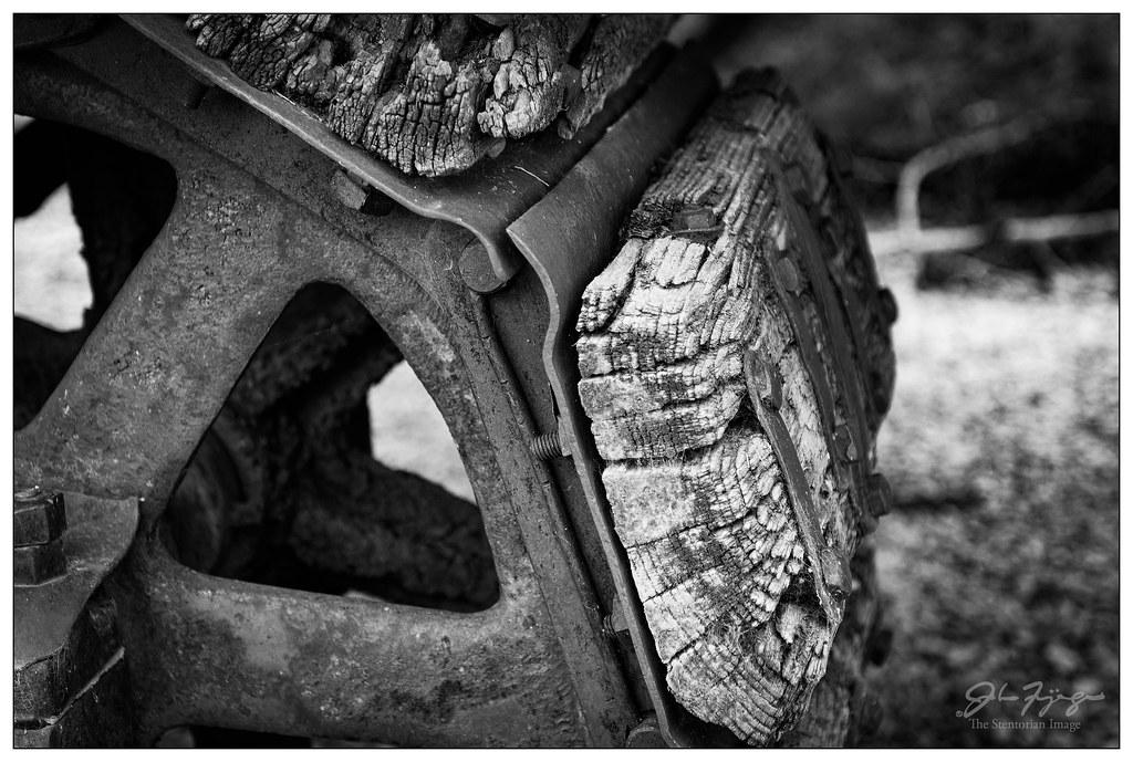 Wooden Tracks
