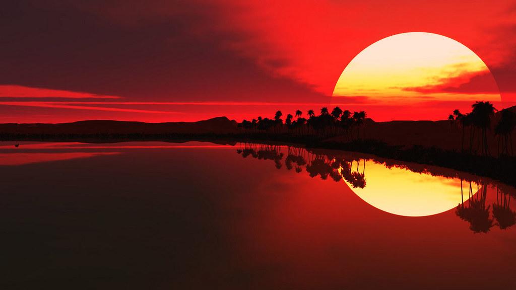 Beautiful Sunsets And Sunrises Wallpaper Free Desktop Flickr