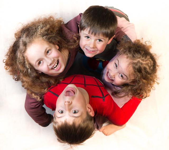 Four Kids 3 - 74/365
