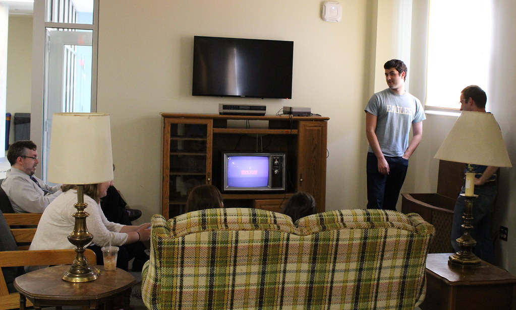 ... A Look At The Preliminary Setup Of The Console Living Room #umwconsole  | By Snakepliskens
