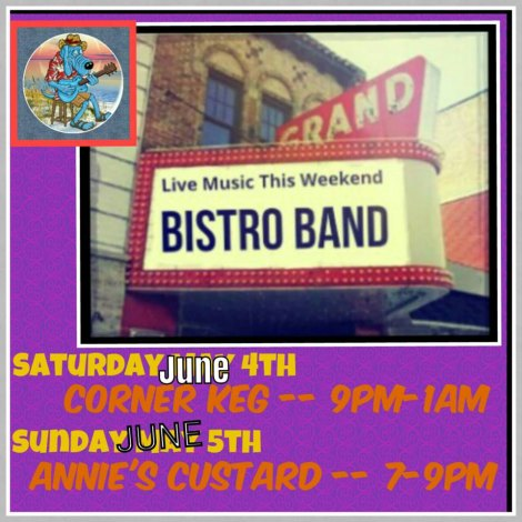 Bistro Band 6-4, 6-5-16