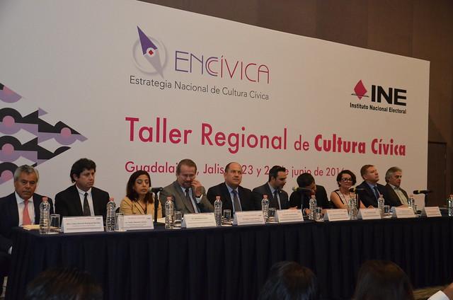 Taller Regional de Cultura Cívica