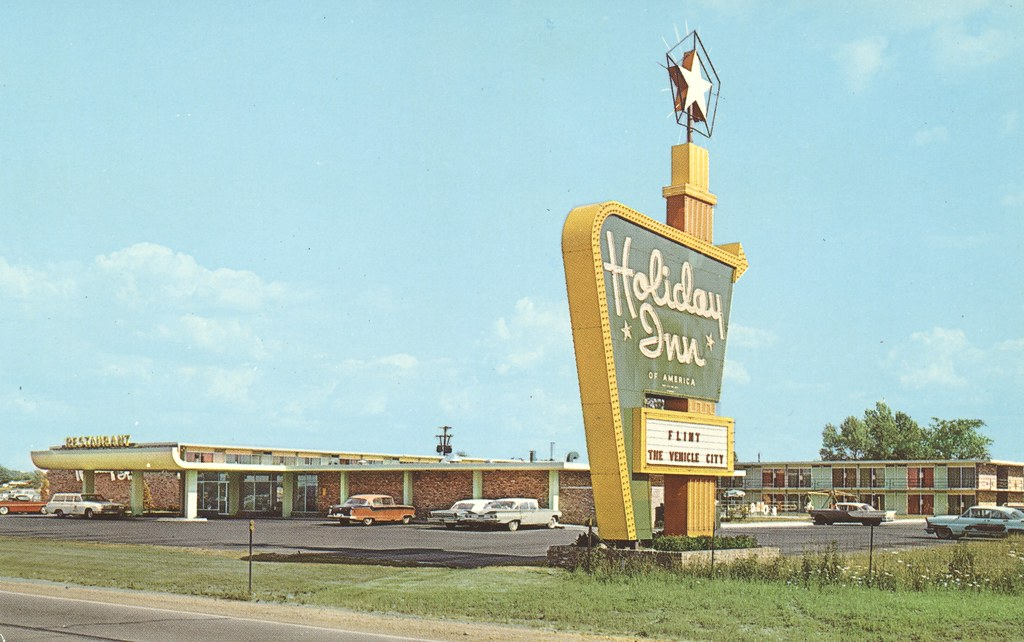 Holiday Inn - Flint, Michigan