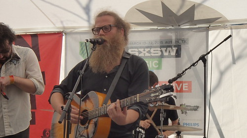 Ben Caplan performs at SXSW | by mjbarz