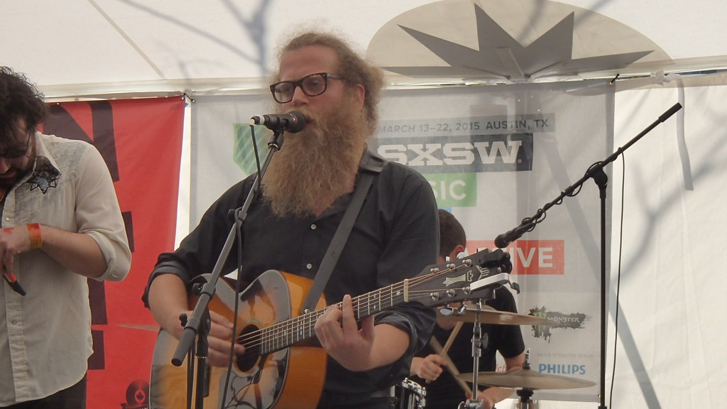 Ben Caplan performs at SXSW