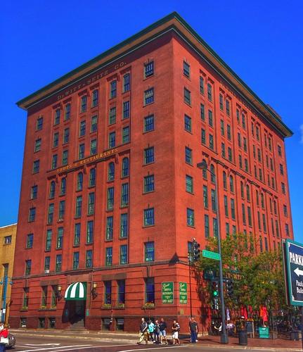 Dewitt Seitz Building Duluth Mn Nrhp 85001999 The