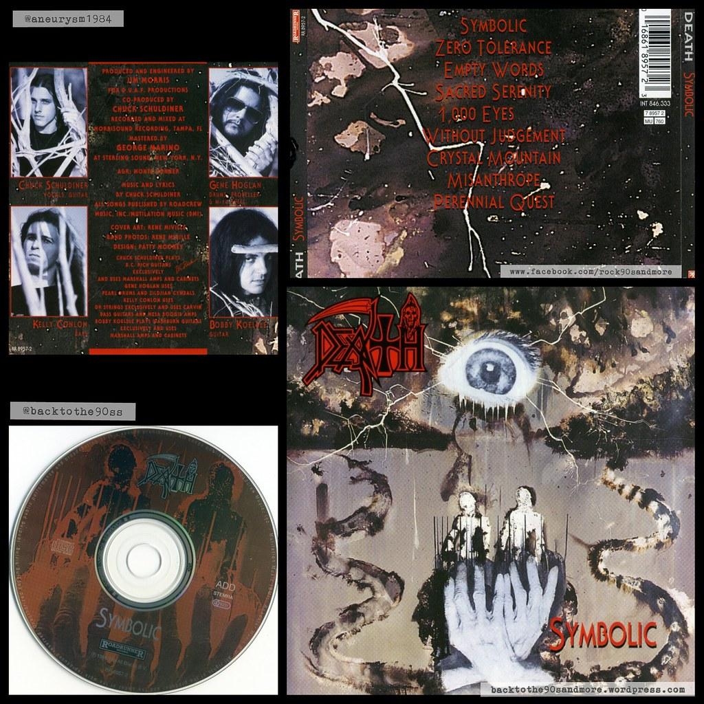Happyanniversary 20 Years Death Symbolic Album Techni Flickr