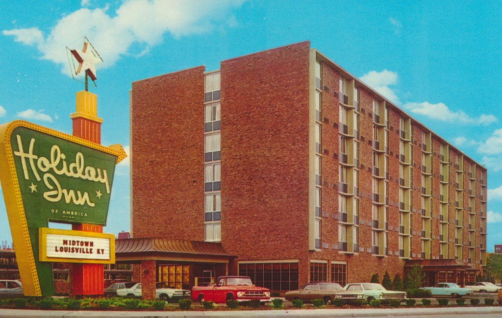 Holiday Inn Midtown - Louisville, Kentucky