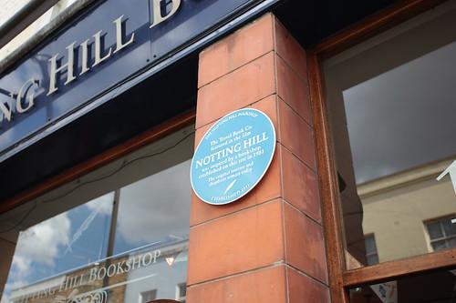 "Notting Hill: la ""vera"" the travel bookshop"