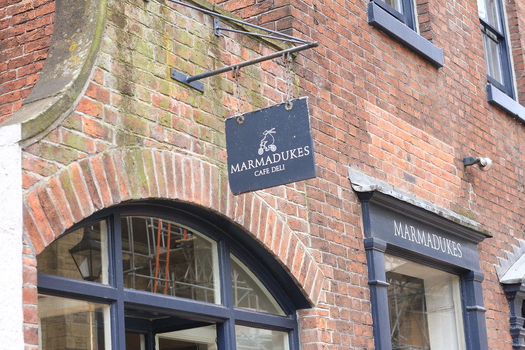 Marmadukes Cafe Deli Sheffield