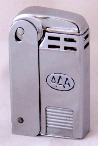 Vintage Regens Cigarette Lighter With AAA Logo, Made In US ...