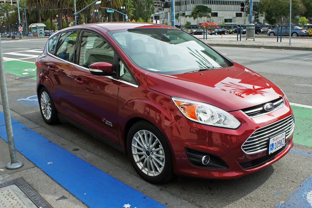 ford c-max energi plug-in hybrid in san francisco | ford c-m… | flickr