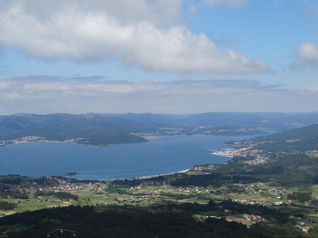 Ría de Muros e Noia desde Porto do Son