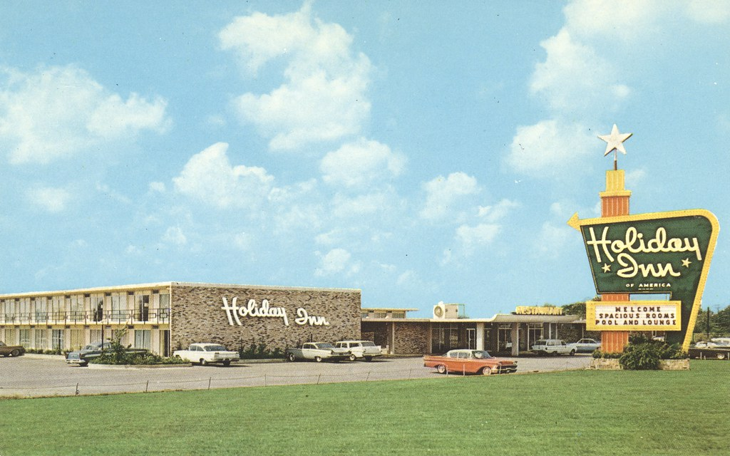 Holiday Inn West - Shreveport, Louisiana