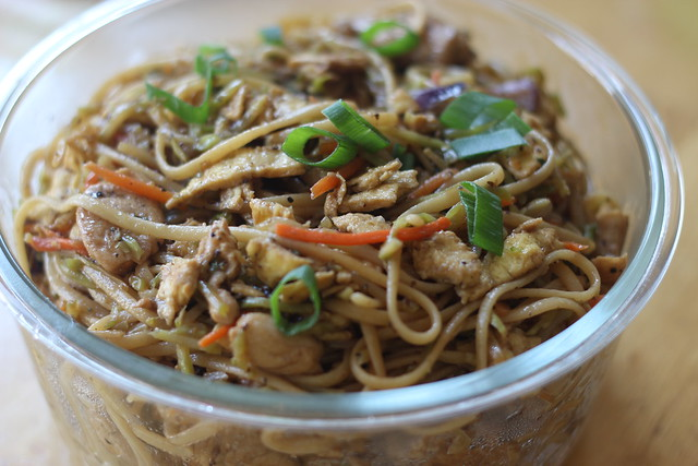 Bengali-Style Chinese Noodles