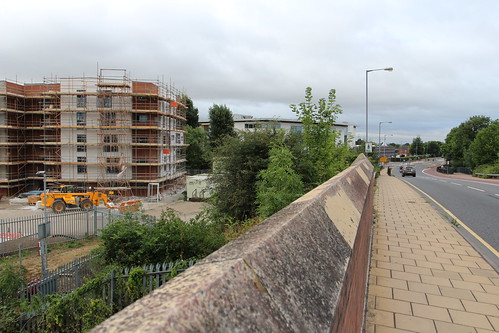 Hartwell Sidings Oxford Road View The New Build Of Homes