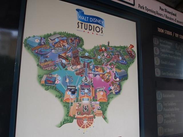 P5261348 ウォルト・ディズニー・スタジオ・パーク walt disney studios park paris パリ フランス