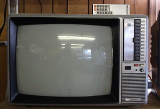 I bought this Emerson TV today with manual and working remote for $20 #umwconsole | by snakepliskens