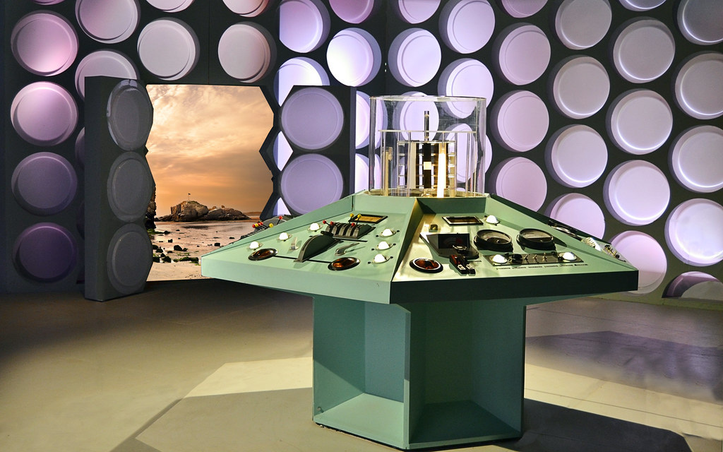 ... 1960u0027s TARDIS Interior | By Beardy Vulcan