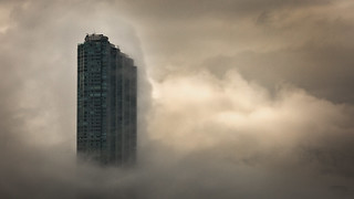 Sea Mist, Hong Kong | by Rupert Procter @blackcygnusphotography