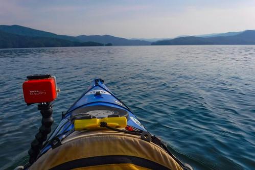 Lake Jocassee Kayaking-1