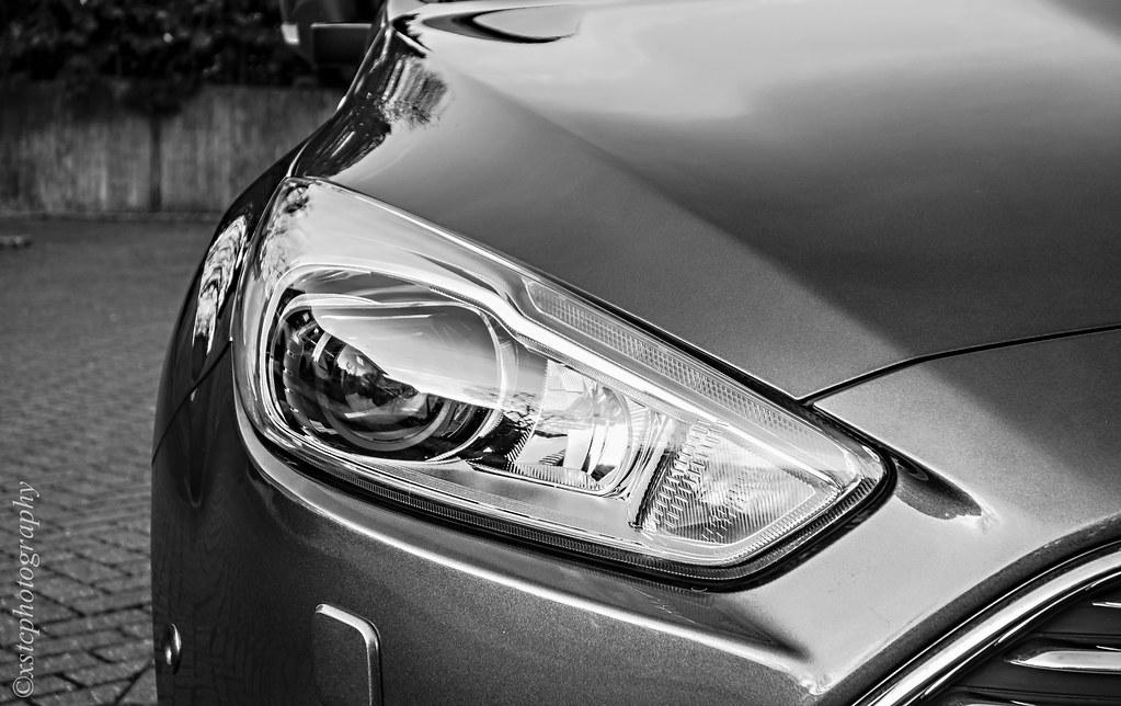 Ford Focus  Bi Xenon Auto Levelling Headlight By Xstc