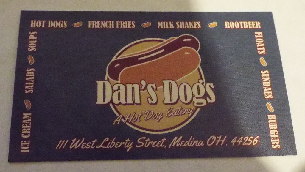 Dans Dogs Medina Ohio Go Here And Enjoy Good Food At Re Flickr