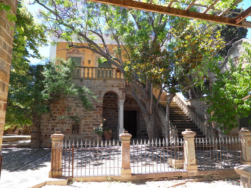 Antouaniko Mansion in Chios, GREECE