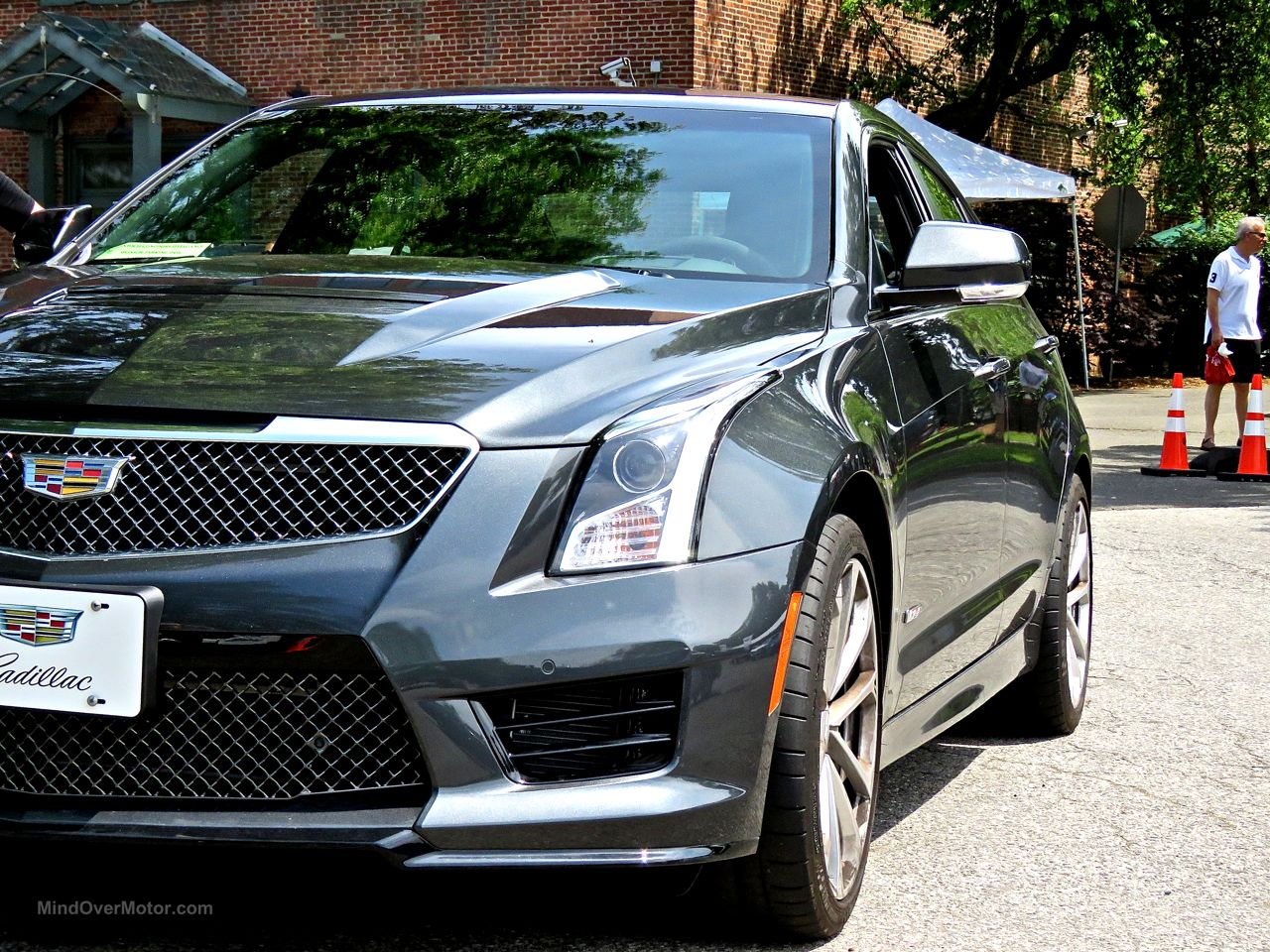 Cadillac ATS-V Review 6