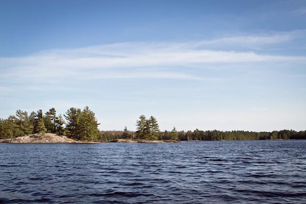 Gurd Lake @ Grundy Lake Provincial Park
