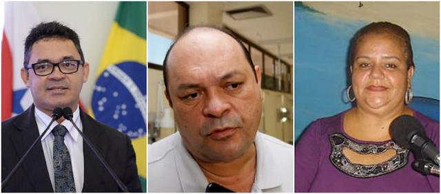 Presidente da Câmara ameaça deixar aliança governista se não for candidato a vice, Reginaldo, Von e Marcela