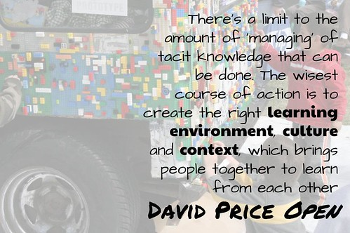 Creating the Conditions for Learning - David Price | by mrkrndvs