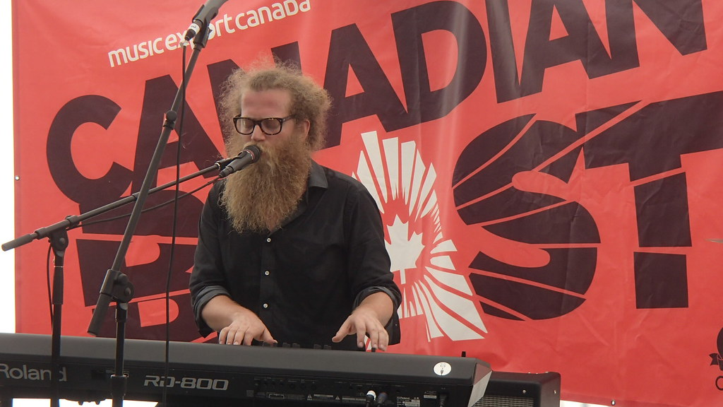 Ben Caplan live at SXSW 2015